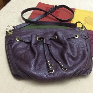 OrYANY Celine Italian Grain Leather Bag Crossbody